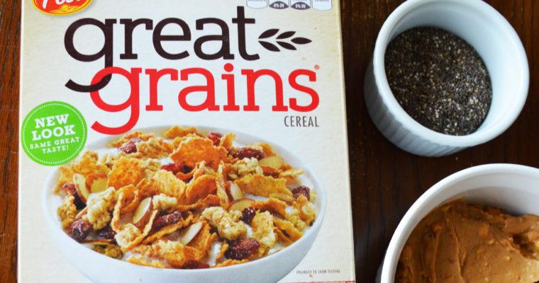 Great Grains No Bake Breakfast Cookies Recipe